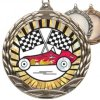 Wreath Insert Medal - Pinewood Derby Pinewood Derby | Grand Prix