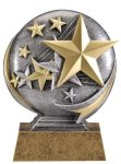 Stars 3D Motion Trophy Any Activity