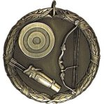 Wreath Medal - Archery Archery Medals