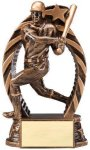 Action Baseball Trophy Baseball Trophies