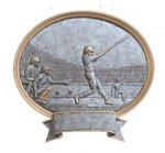 Legend Baseball Oval Award Baseball