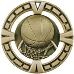 Celebration Medal - Basketball Basketball Medals