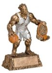 Basketball Monster Trophy Basketball