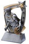 3D Star Basketball Award (Male) Basketball