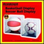 UV Protected Basketball Display Basketball