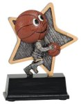 Little Pals Basketball Trophy Basketball