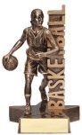 Billboard Basketball Trophy (Female) Basketball