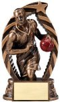 Action Basketball Trophy (Male) Basketball