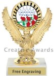 Eagle Beauty Pageant Trophy Beauty Pageant Trophies
