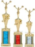 Place Tower Cheer Trophies Cheerleading Trophies