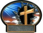 Burst Thru Christian Award Christian Trophies
