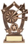 3D Sport Stars Darts Darts Awards
