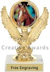 Eagle Basic Equestrian Trophy Equestrian Trophies