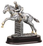 Jumper Horse, Male Equestrian Trophies