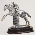 Jumper Horse, Female Equestrian Trophies