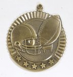 Star Football Medals Football Medals