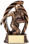 Action Football Trophy Football Trophies