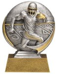 Football 3D Motion Trophy Football