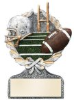 Centurion Football Trophy Football