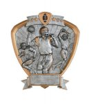 Signature Series Football Shield Award Football