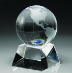 Globe Crystal Award Globe Crystal Awards