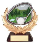 Stamford Resin Golf Golf Trophies