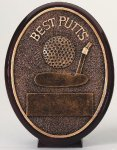 Best Putts Oval Golf