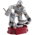 Hockey Goalie Resin Hockey Trophies