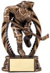 Action Hockey Trophy (Female) Hockey Trophies