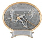 Legend Field Hockey Oval Award Hockey