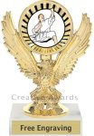 Eagle Martial Arts Trophy Martial Arts Trophies