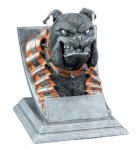 Bulldog Mascot Mascot Awards
