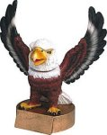 Eagle Bobble Head Mascot Awards