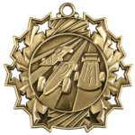 Ten Star Pinewood Derby Medal Pinewood Derby | Grand Prix