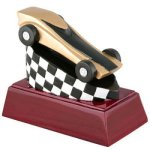 Pinewood Derby Resin Pinewood Derby Trophies