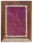 Presidential Rose Heritage Walnut Plaque Recognition Plaques