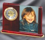 Rosewood Clock Picture Frame Rosewood clocks