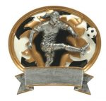 Sport Blaster Legend Soccer Female Soccer Trophies