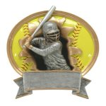 Sport Blaster Legend Softball Softball Trophies