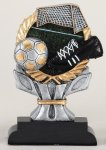 Soccer Impact Trophy Softball