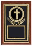 Christian Cross Plaque Sports Plaques