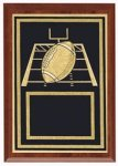 Football Plaque Sports Plaques
