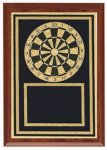 Darts Plaque Sports Plaques