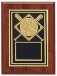 Baseball Softball Plaque 6x8 Sports Plaques