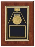 Basketball Plaque Sports Plaques