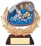 Stamford Resin Swimming Swimming Trophies