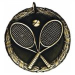 Wreath Medal - Tennis Tennis Medals