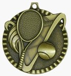 Value Medal - Tennis Tennis Medals