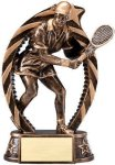 Action Tennis Trophy (Female) Tennis Trophies
