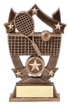 Stars Tennis Trophy Tennis Trophies